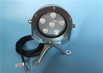 Underwater Led Lights For Ponds With 316 Stainless Steel Housing And Bracket